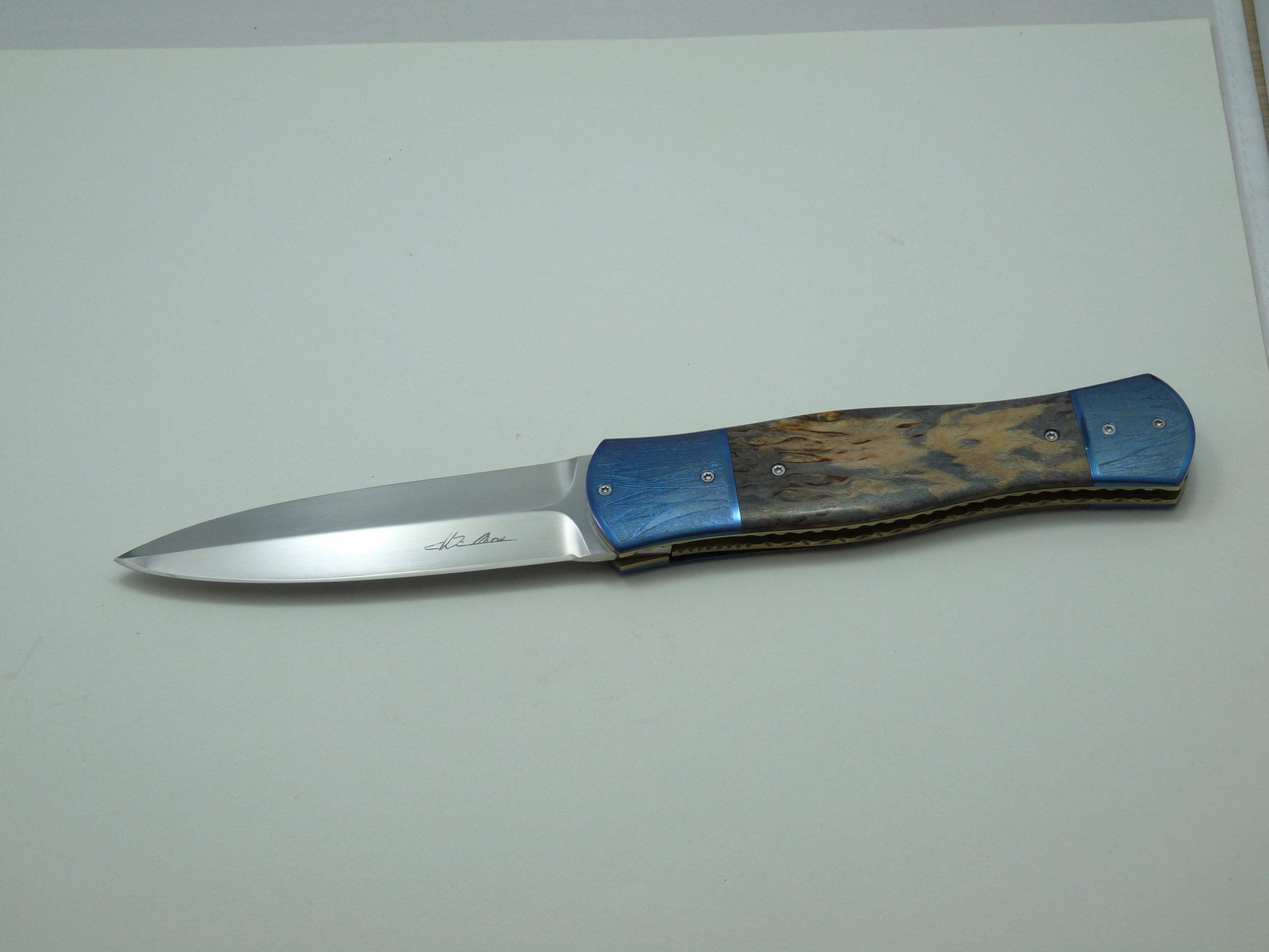 10-01 Dagger Bleu Birch - Willy De Man